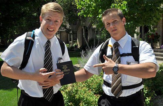 Mormoni stato