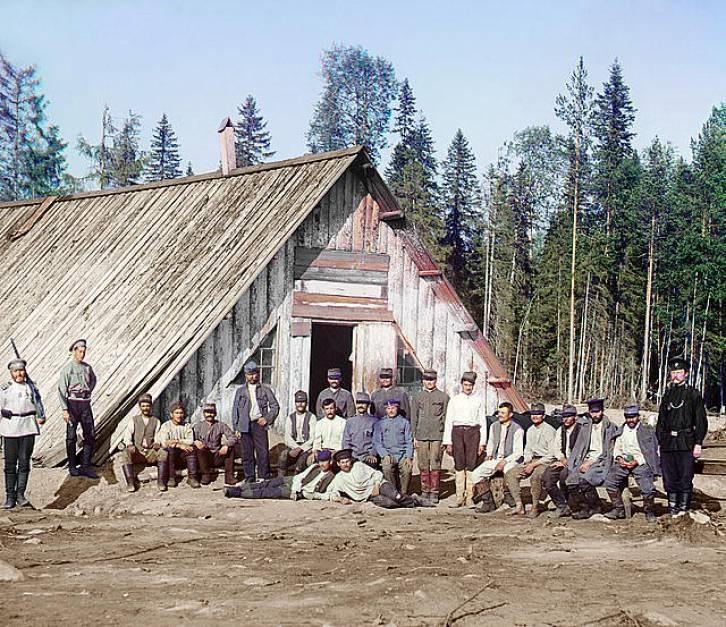 Resultado de imagen de Legione Redenta di Siberia 1918